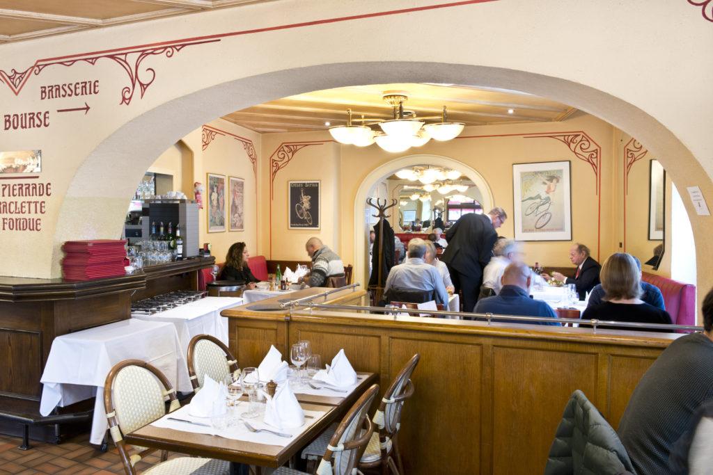 La<br/>brasserie