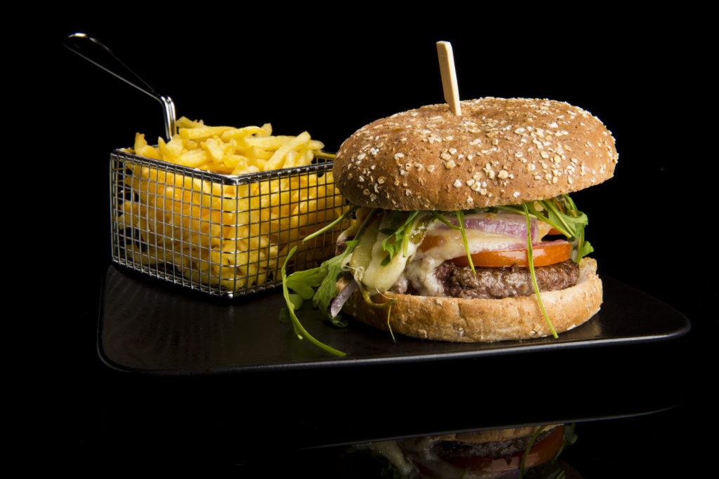 Brasserie La Bourse Hamburgers